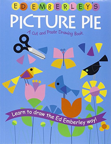 Ed Emberley's Picture Pie (Ed Emberley Drawing Books) von LB Kids