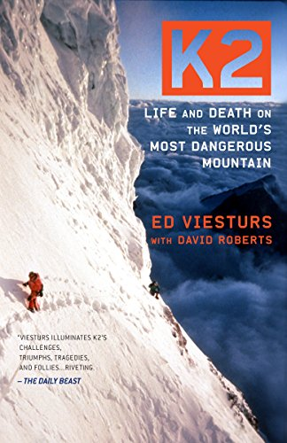 K2: Life and Death on the World's Most Dangerous Mountain von Broadway Books