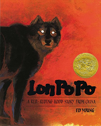 Lon Po Po: A Red-Riding Hood Story From China (Caldecott Medal Book) von Philomel Books