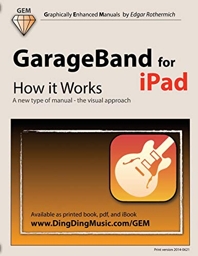 GarageBand for iPad - How it Works: A new type of manual - the visual approach (Graphically Enhanced Manuals) von CreateSpace Independent Publishing Platform