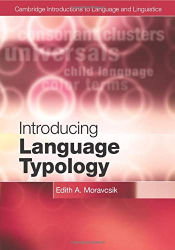 Introducing Language Typology (Cambridge Introductions to Language and Linguistics) von Cambridge University Press