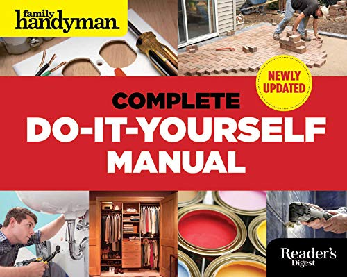 The Complete Do-It-Yourself Manual von READERS DIGEST