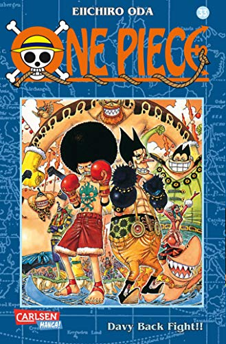 One Piece, Band 33: Davy Back Fight!!