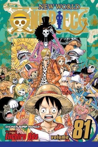 One Piece, Vol. 81 von Viz LLC