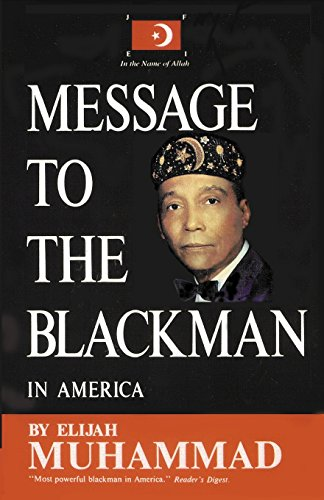 Message To The Blackman In America von Secretarius MEMPS Publications