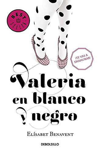 Valeria en blanco y negro #3 / Valeria in Black and White #3 (Valeria Serie, Band 26200)