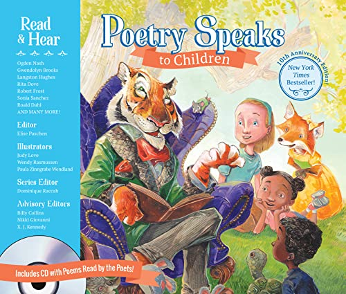 Poetry Speaks to Children [With CD] (Poetry Speaks Experience) von Sourcebooks