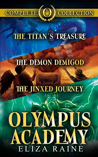 Olympus Academy: The Complete Collection von Neilson