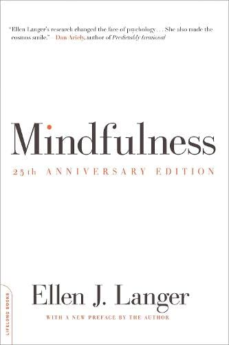 Mindfulness, 25th anniversary edition (A Merloyd Lawrence Book) von Da Capo Lifelong Books