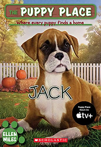 Jack (Puppy Place, Band 17) von Scholastic Paperbacks