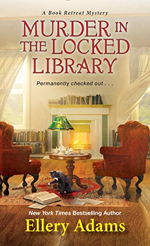 Murder in the Locked Library (A Book Retreat Mystery, Band 4) von Kensington