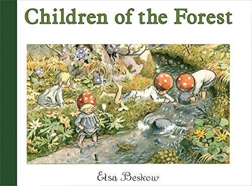 Beskow, E: Children of the Forest (Mini Edition, Band 1) von Floris Books