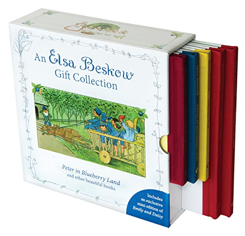 Beskow, E: Elsa Beskow Gift Collection: Peter in Blueberry L von Floris Books