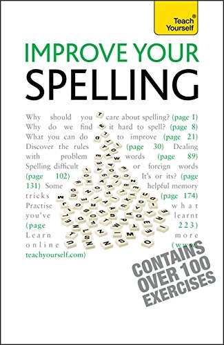 Improve Your Spelling: Ty (Teach Yourself) von TEACH YOURSELF