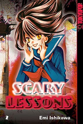 Scary Lessons 02 von TOKYOPOP