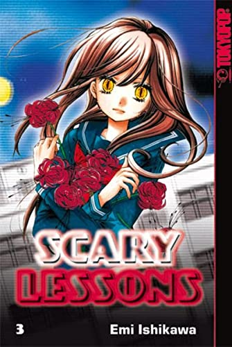 Scary Lessons 03 von TOKYOPOP