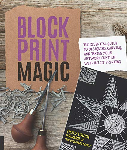 Block Print Magic von Rockport Publishers