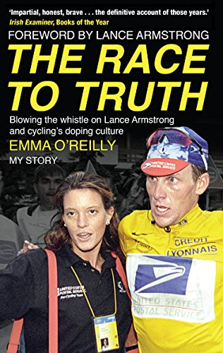 The Race to Truth: Blowing the whistle on Lance Armstrong and cycling's doping culture von Corgi