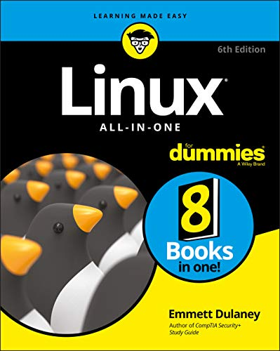 Linux All-In-One For Dummies (For Dummies (Computer/Tech)) von For Dummies