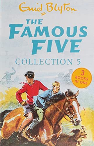 The Famous Five Collection 5: Books 13-15 (Famous Five: Gift Books and Collections, Band 5)