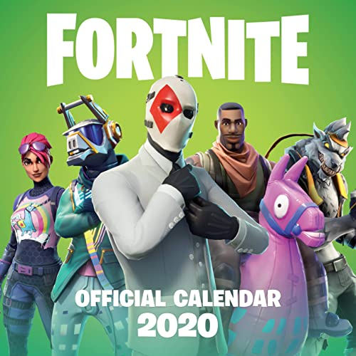 FORTNITE (Official): 2020 Calendar von RP Studio