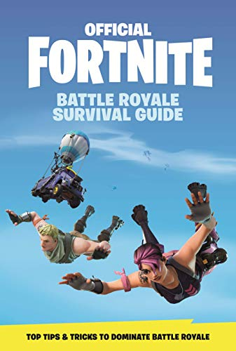 FORTNITE (Official): Battle Royale Survival Guide (Official Fortnite Books) von Little, Brown Books for Young Readers