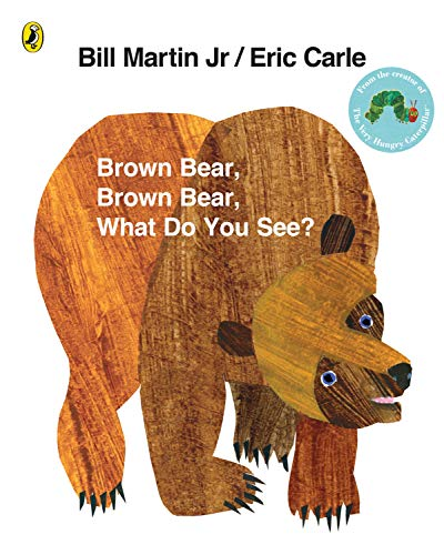 Brown Bear, Brown Bear, What Do You See? von Penguin Books Ltd (UK)