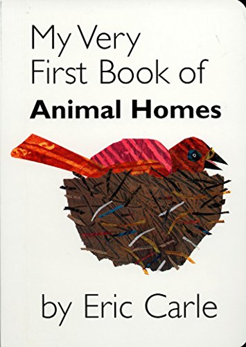 My Very First Book of Animal Homes von Philomel Books