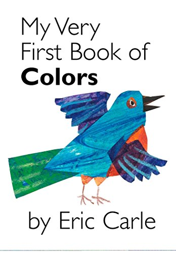 My Very First Book of Colors von Philomel Books