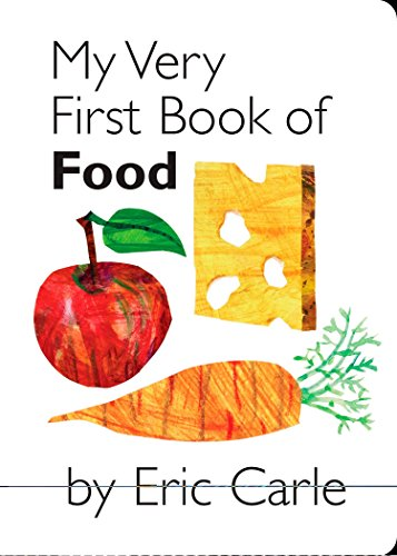 My Very First Book of Food von Philomel Books