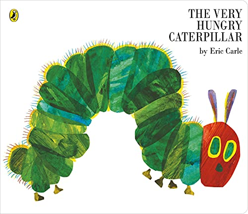 The Very Hungry Caterpillar (Big Board Book) von Puffin