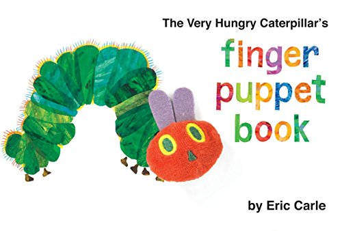 The Very Hungry Caterpillar's Finger Puppet Book (The World of Eric Carle) von Grosset & Dunlap