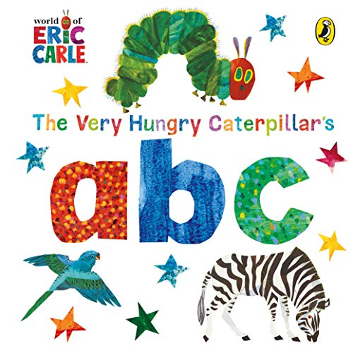 The Very Hungry Caterpillar's abc von Puffin