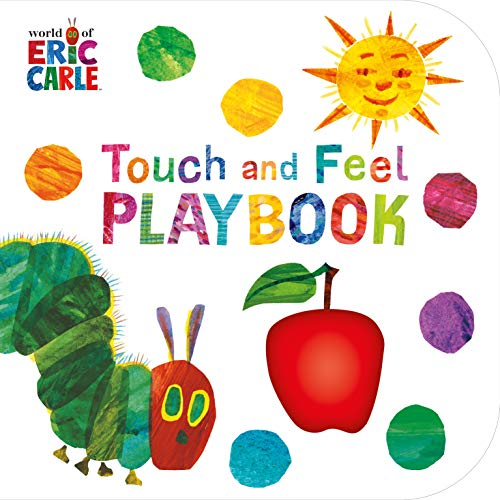 The Very Hungry Caterpillar: Touch and Feel Playbook: Eric Carle von Penguin Books Ltd (UK)