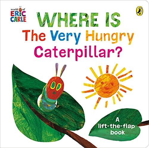 Where is the Very Hungry Caterpillar? von Puffin