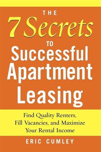 The 7 Secrets to Successful Apartment Leasing von MCGRAW HILL BOOK CO