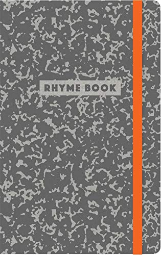 Rhyme Book: A lined notebook with quotes, playlists, and rap stats (Notebooks) von Harry N. Abrams