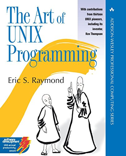 The Art of UNIX Programming (Addison-Wesley Professional Computing Series) von Prentice Hall
