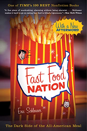 Fast Food Nation: The Dark Side of the All-American Meal von Mariner Books