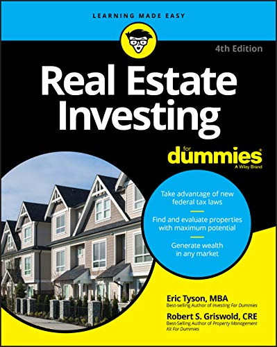 Real Estate Investing For Dummies, 4th Edition von For Dummies