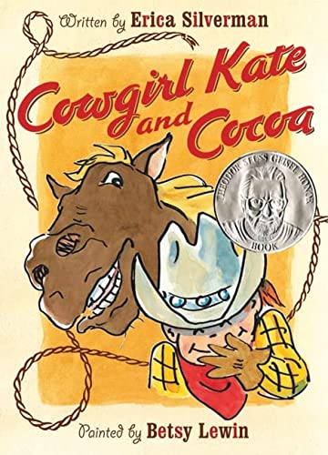 Cowgirl Kate and Cocoa von HOUGHTON MIFFLIN