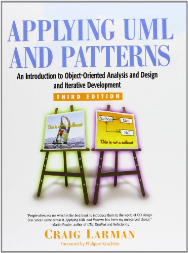 Valuepack: Design Patterns:Elements of Reusable Object-Oriented Software with Applying UML and Patterns:An Introduction to Object-Oriented Analysis and Design and Iterative Development von Pearson Education Limited