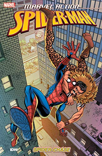 Marvel Action: Spider-Man: Spider-Chase (Book Two) von IDW Publishing