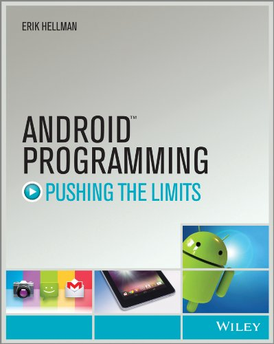 Android Programming: Pushing the Limits von Wiley