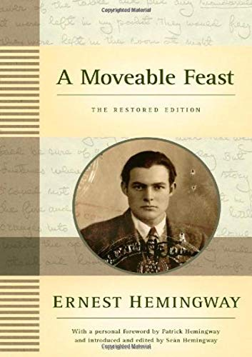 A Moveable Feast: The Restored Edition von Scribner