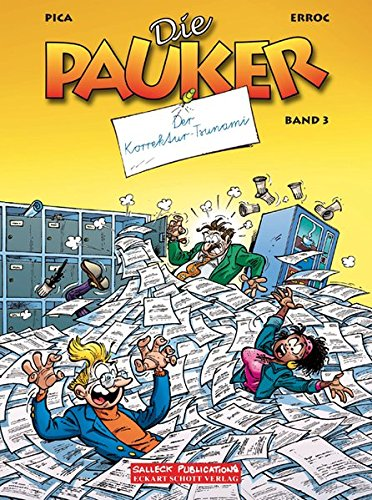 Die Pauker: Band 3 von Salleck Publications