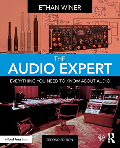 The Audio Expert von Routledge