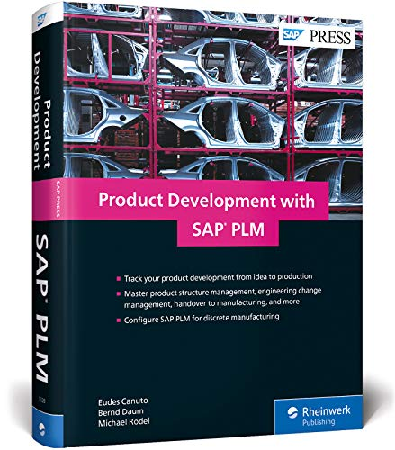 Product Development with SAP PLM (SAP PRESS: englisch) von Rheinwerk Verlag; Sap Press