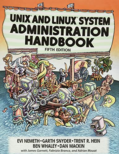 UNIX and Linux System Administration Handbook von Addison Wesley