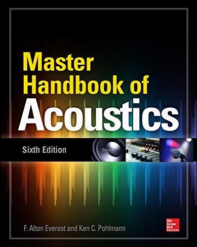 Master Handbook of Acoustics, Sixth Edition von McGraw-Hill Education - Europe